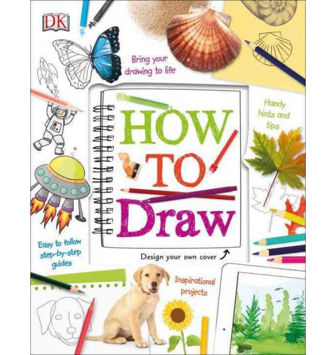 How to Draw (Hardcover) (Clare Johnson) - image 1 of 1