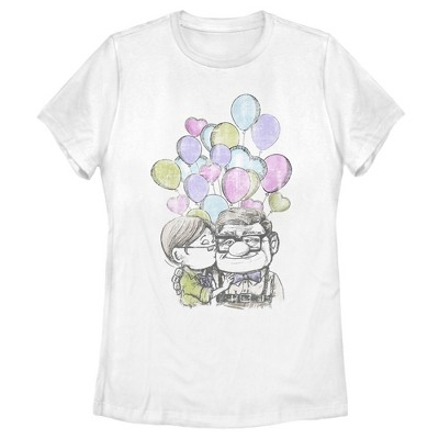 Women's Up Carl And Ellie Love T-Shirt
