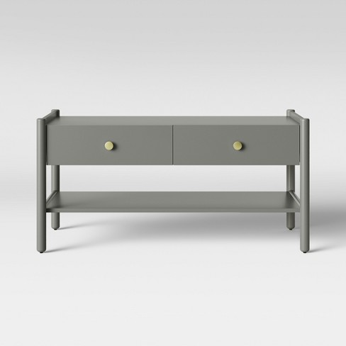 Wiley Coffee Table Gray - Project 62™ - image 1 of 3