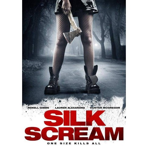Silk Scream (DVD) - image 1 of 1