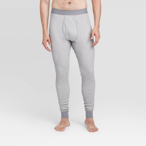 Men's Tall Thermal Pants - Goodfellow & Co™ - image 1 of 3