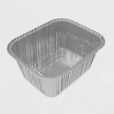 "Broil King 3pk 5.75""x 4.75"" Pellet Grill Aluminum Foil Drip Pan"