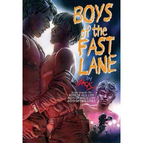Boys of the Fast Lane - by  Zack (Paperback) - image 1 of 1