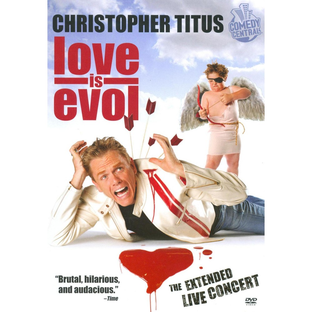 Christopher Titus:Love Is Evol (Dvd)