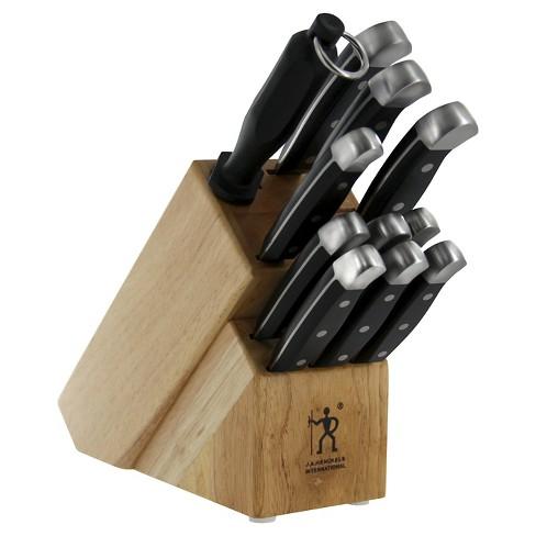 J A Henckels International Statement 12 Piece Knife Block