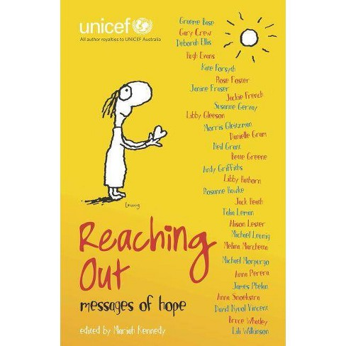 Reaching Out Messages of Hope - (Paperback) - image 1 of 1