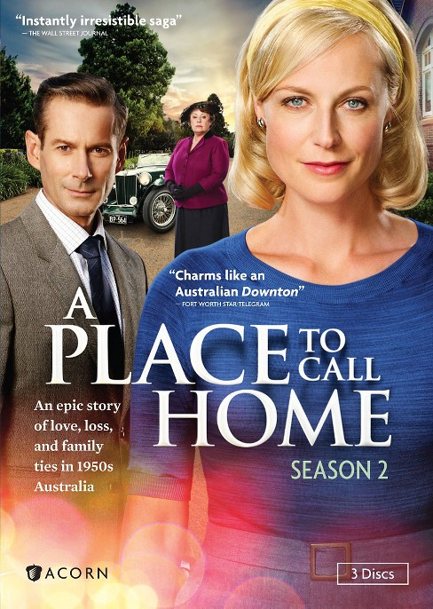 Place to call home:Season 2 (DVD) - image 1 of 1