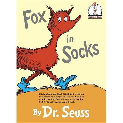 Fox in Socks (Beginner Books) (Hardcover) by Dr. Seuss - image 1 of 1