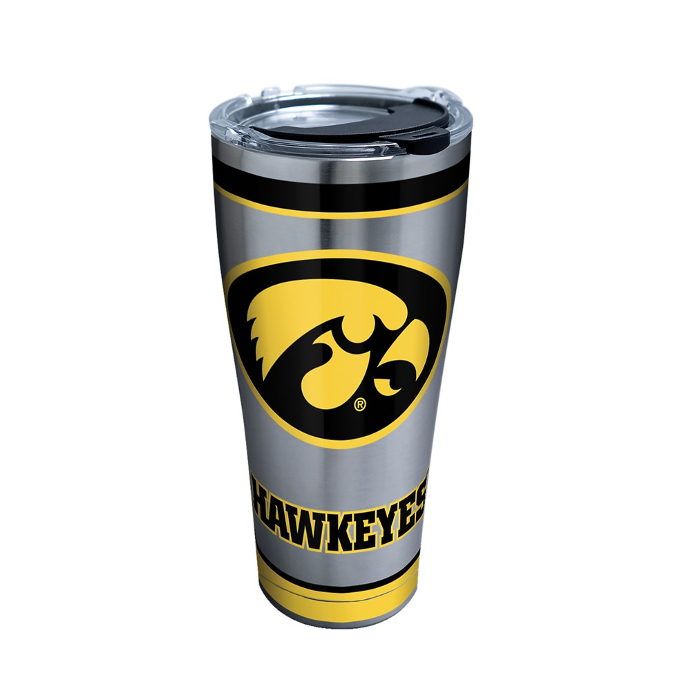 Tervis Iowa Hawkeyes Tradition 30oz Stainless Steel Tumbler with lid