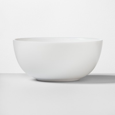 Glass Bowl 16oz White - Made By Design™
