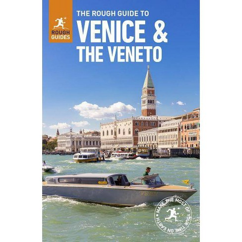 The Rough Guide to Venice & Veneto (Travel Guide with Free Ebook) - (Rough Guides) 11 Edition - image 1 of 1