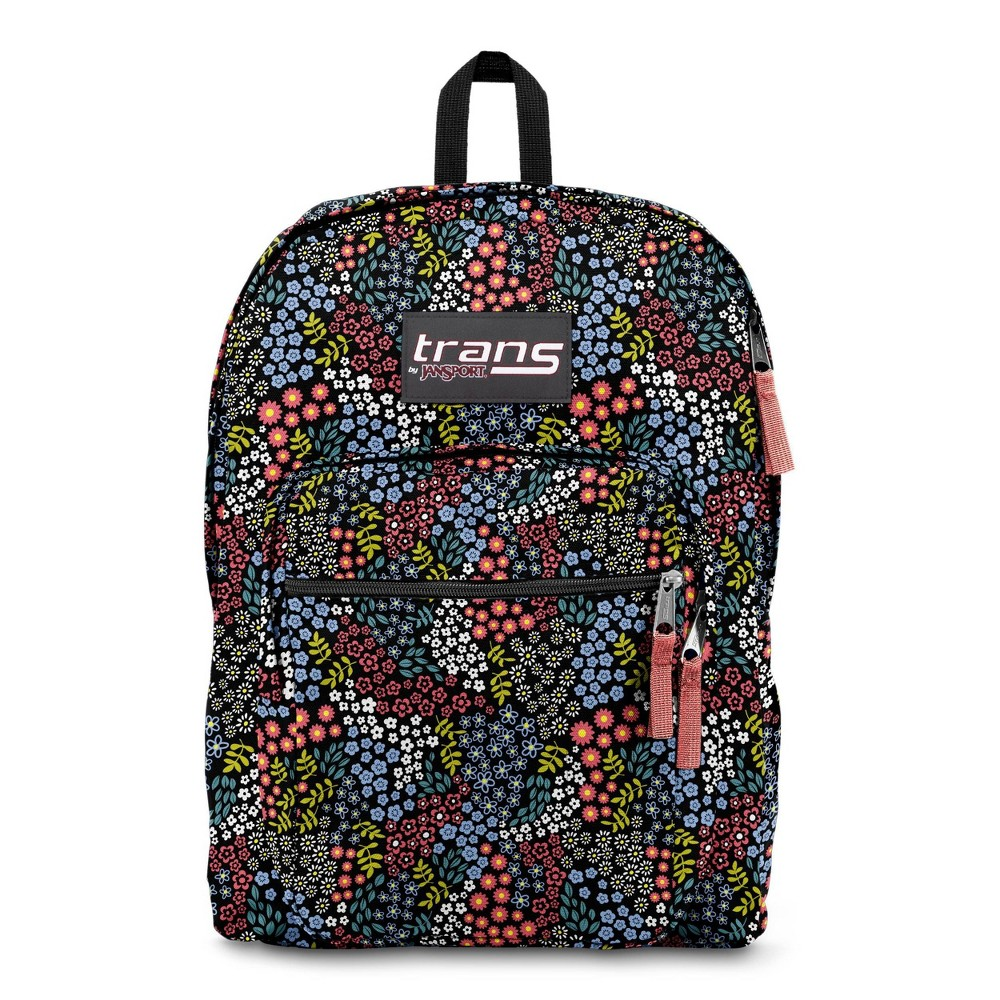 Trans By Jansport 17 34 Supermax Backpack Tiny Gardens