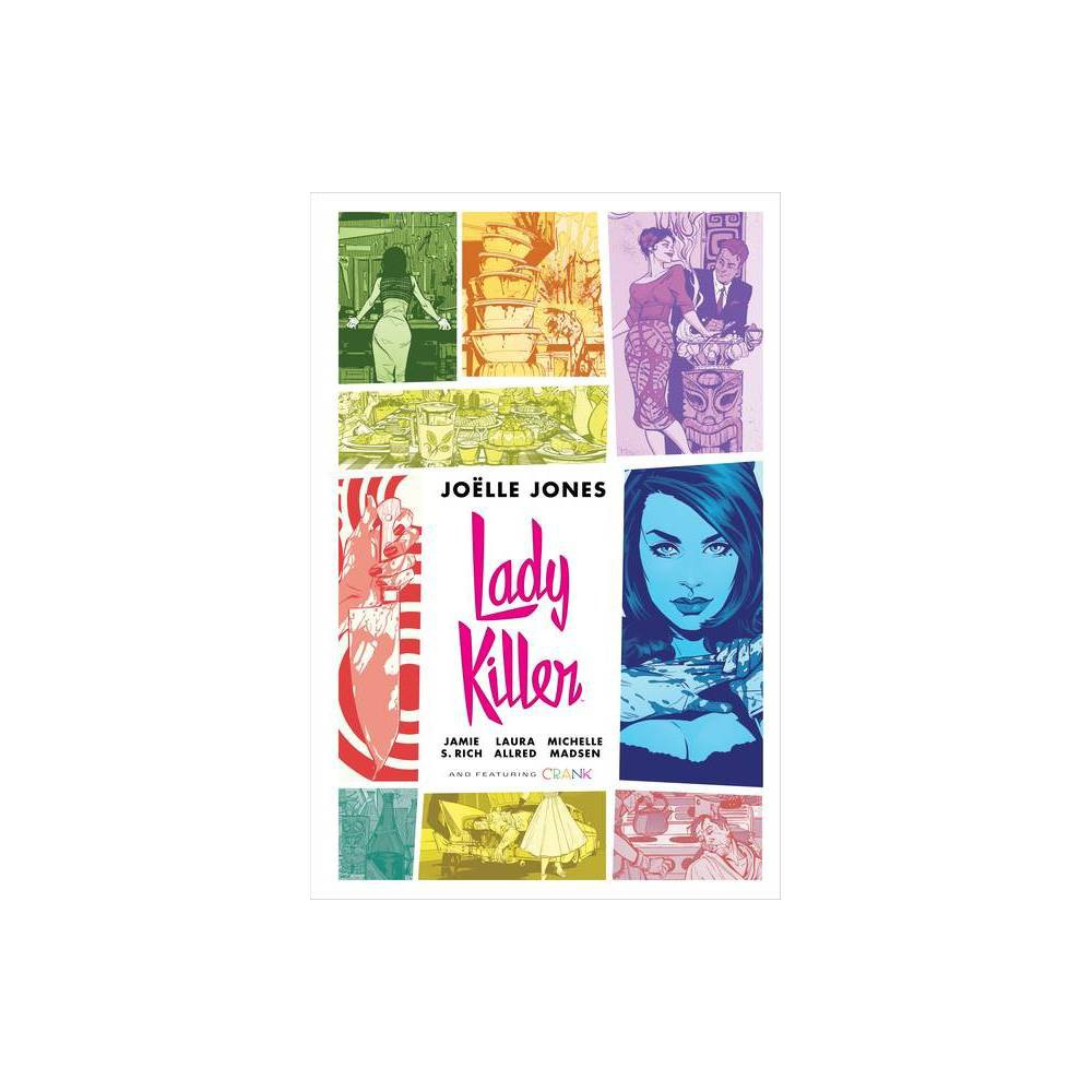 Lady Killer Library Edition By Jamie Rich Joelle Jones Hardcover