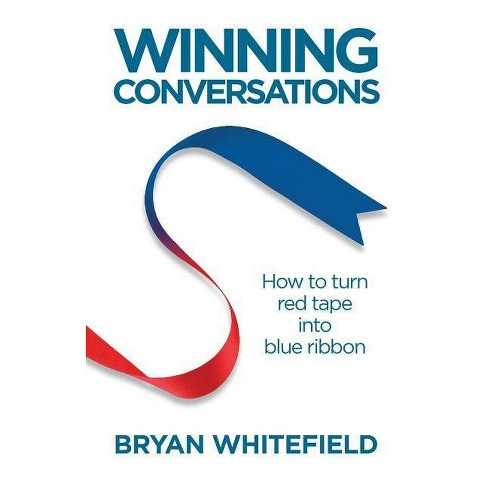 Winning Conversations - by  Bryan V Whitefield (Paperback) - image 1 of 1