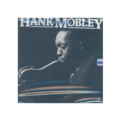 Hank Mobley - Messages (CD) - image 1 of 1