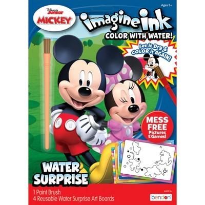 Disney Jr Imagine Ink Water Surprise with Paintbrush