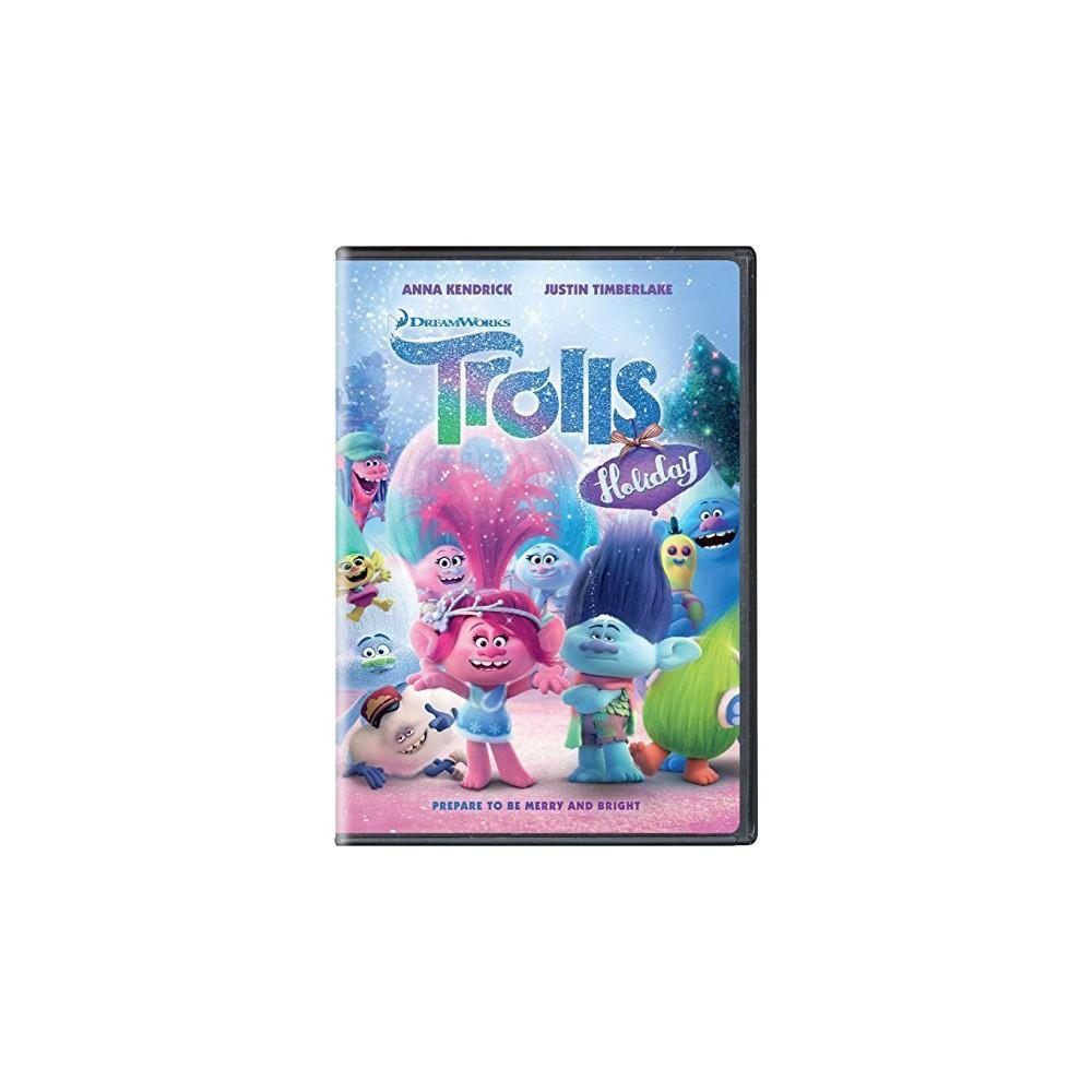 Trolls Holiday (Dvd), Movies
