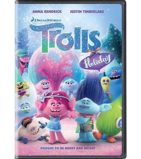 Trolls Holiday (DVD) - image 1 of 1
