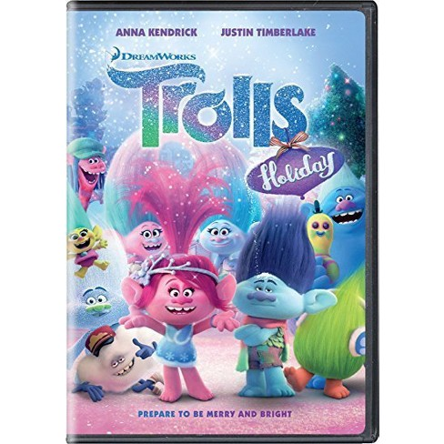 Trolls Holiday Dvd Target Dvd trolls world tour tanzparty edition. trolls holiday dvd