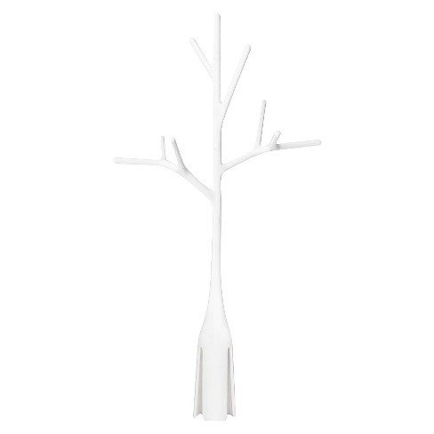 Boon Twig Countertop Drying Rack - White - image 1 of 4