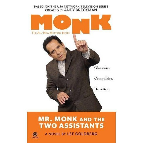 Mr. Monk and the Two Assistants - by  Lee Goldberg (Paperback) - image 1 of 1