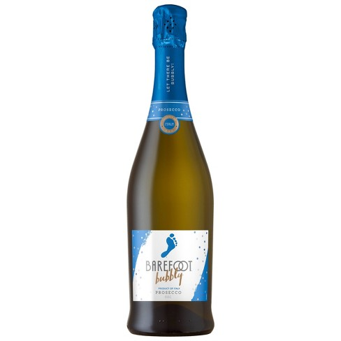 Barefoot Bubbly Prosecco Sparkling Wine - 750ml Bottle - image 1 of 2