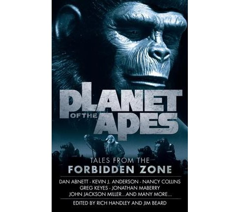Tales from the Forbidden Zone (Paperback) (Jim Beard) - image 1 of 1