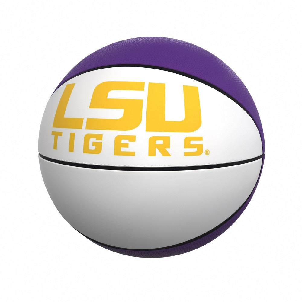 NCAA Lsu Tigers Official-Size Autograph Basketball