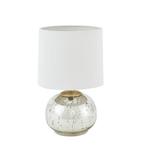 Saxony Table Lamp Silver (Lamp Only) - image 1 of 4
