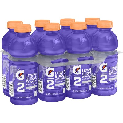 Gatorade G2 Grape Sports Drink - 8pk/20 fl oz Bottles