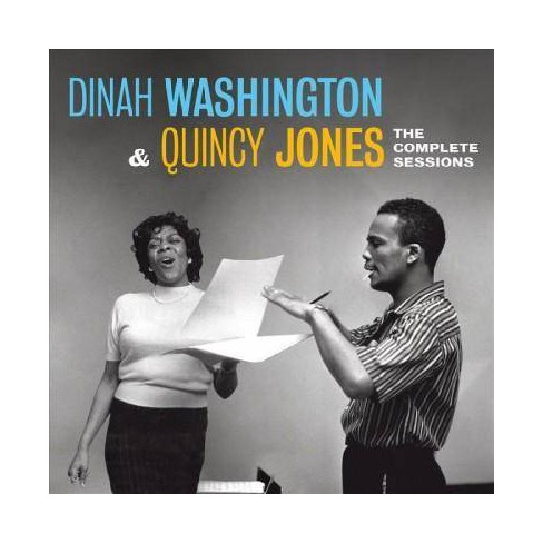 Dinah Washington - Complete Sessions (CD) - image 1 of 1