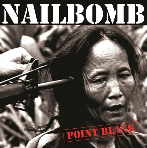 Nailbomb - Point blank (Vinyl) - image 1 of 1