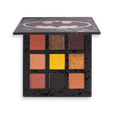 Makeup Revolution x DC Collection - Batman Eyeshadow Palette - I Am The Batman - 0.5oz