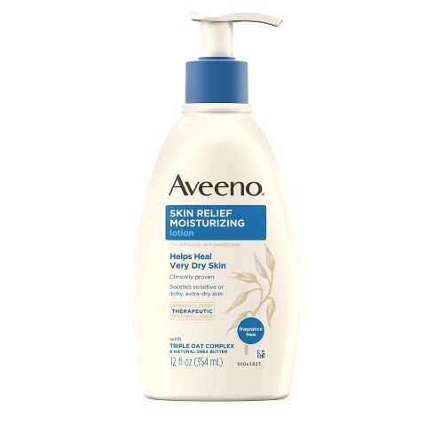 Aveeno Skin Relief Moisturizing Lotion - 12 fl oz - image 1 of 4