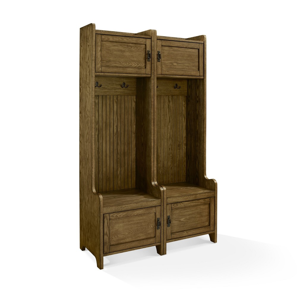 Image of 2pc Fremont Entryway Kit Two Towers Coffee - Crosley