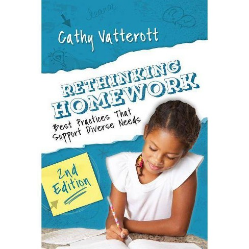 Rethinking Homework, 2nd Edition - 2 Edition by  Cathy Vatterott (Paperback) - image 1 of 1