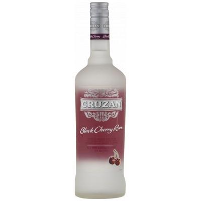Cruzan Black Cherry Rum - 750ml Bottle