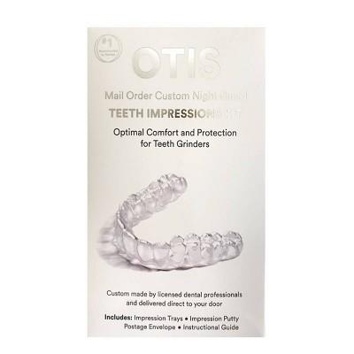 OTIS Dental Mail-Order Custom Night Guard Kit