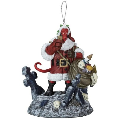 Dark Horse Comics Hellboy 3.75 Inch Holiday Ornament