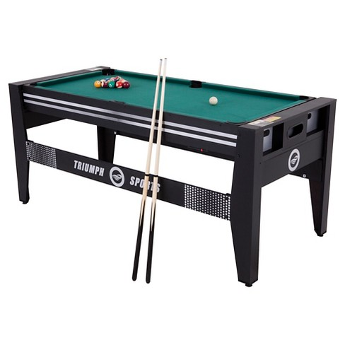 Triumph 72 Inch 4-in-1 Swivel Table - image 1 of 7
