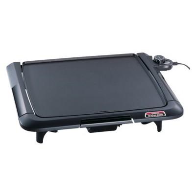 Presto® Tilt'nDrain Cool Touch Griddle- 07045