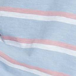 Light Blue Striped