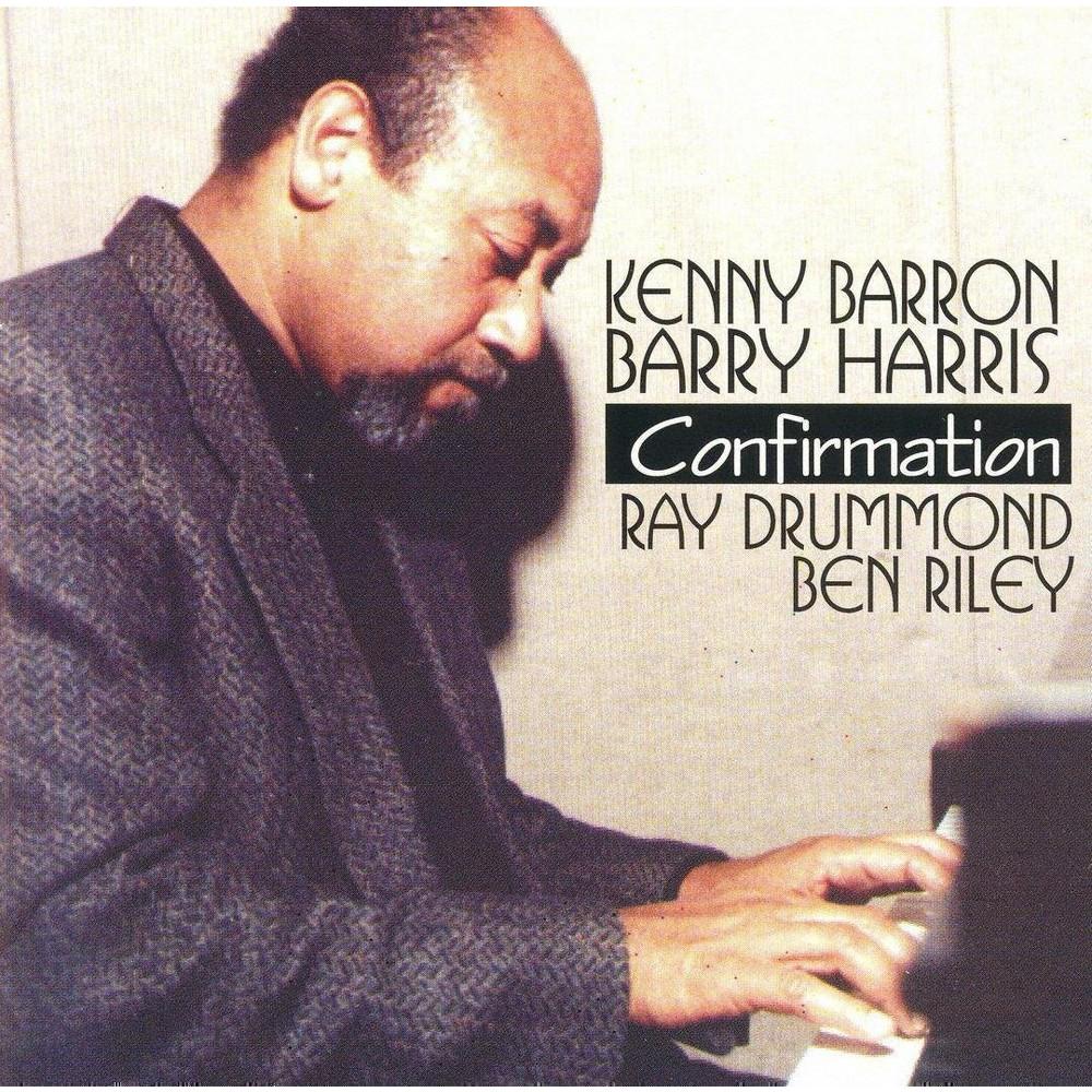 K Barron / B Harris - Confirmation (CD)