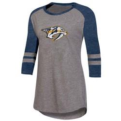 NHL Nashville Predators Women's Netminder T-Shirt