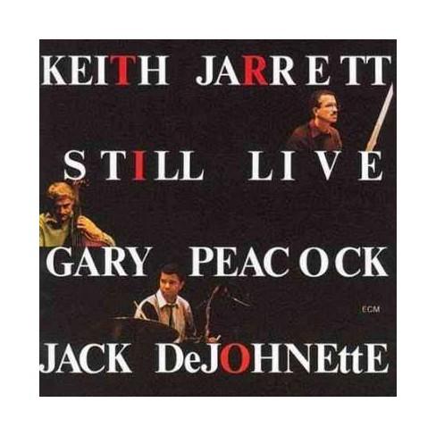 Keith Trio Jarrett - Still Live (Vinyl) - image 1 of 1