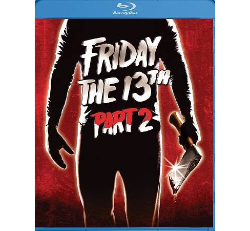 Friday The 13th Part 2 (Blu-ray) - image 1 of 1