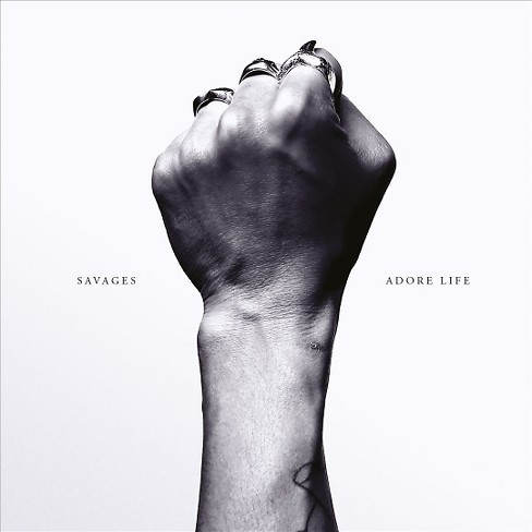 Savages - Adore life (CD) - image 1 of 1