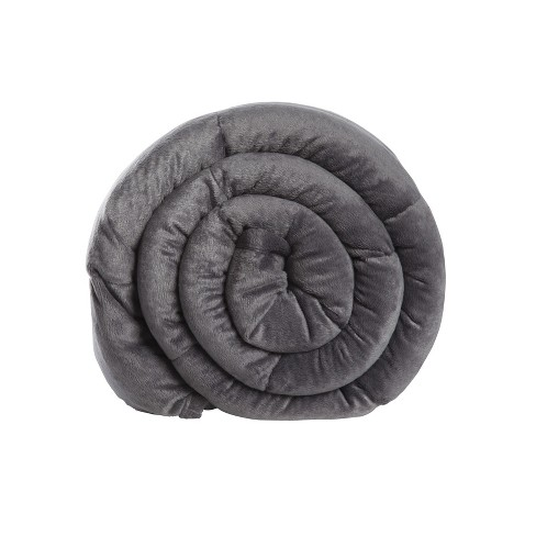 Weighted Blanket Gray Calming Comfort Target