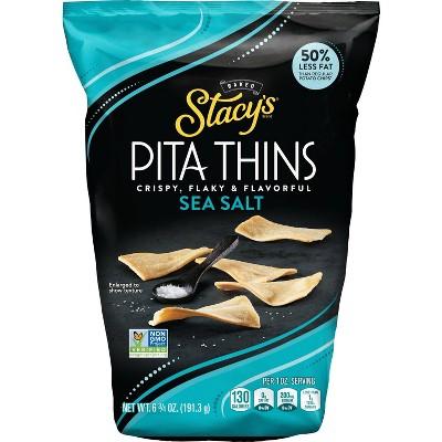 Pita Chips: Stacy's Pita Crisps