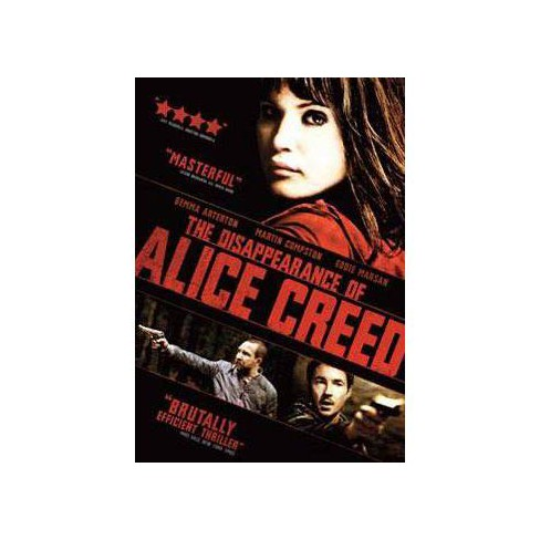 The Disappearance of Alice Creed (DVD) - image 1 of 1